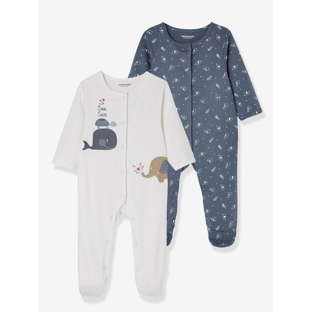 Le pyjama bébé aka Grenouillère aka Dors-bien - Ma Baby Checklist 6def071cc28